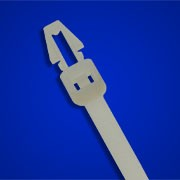 """7"""" Push Mount Cable Ties (50 lb.)"""