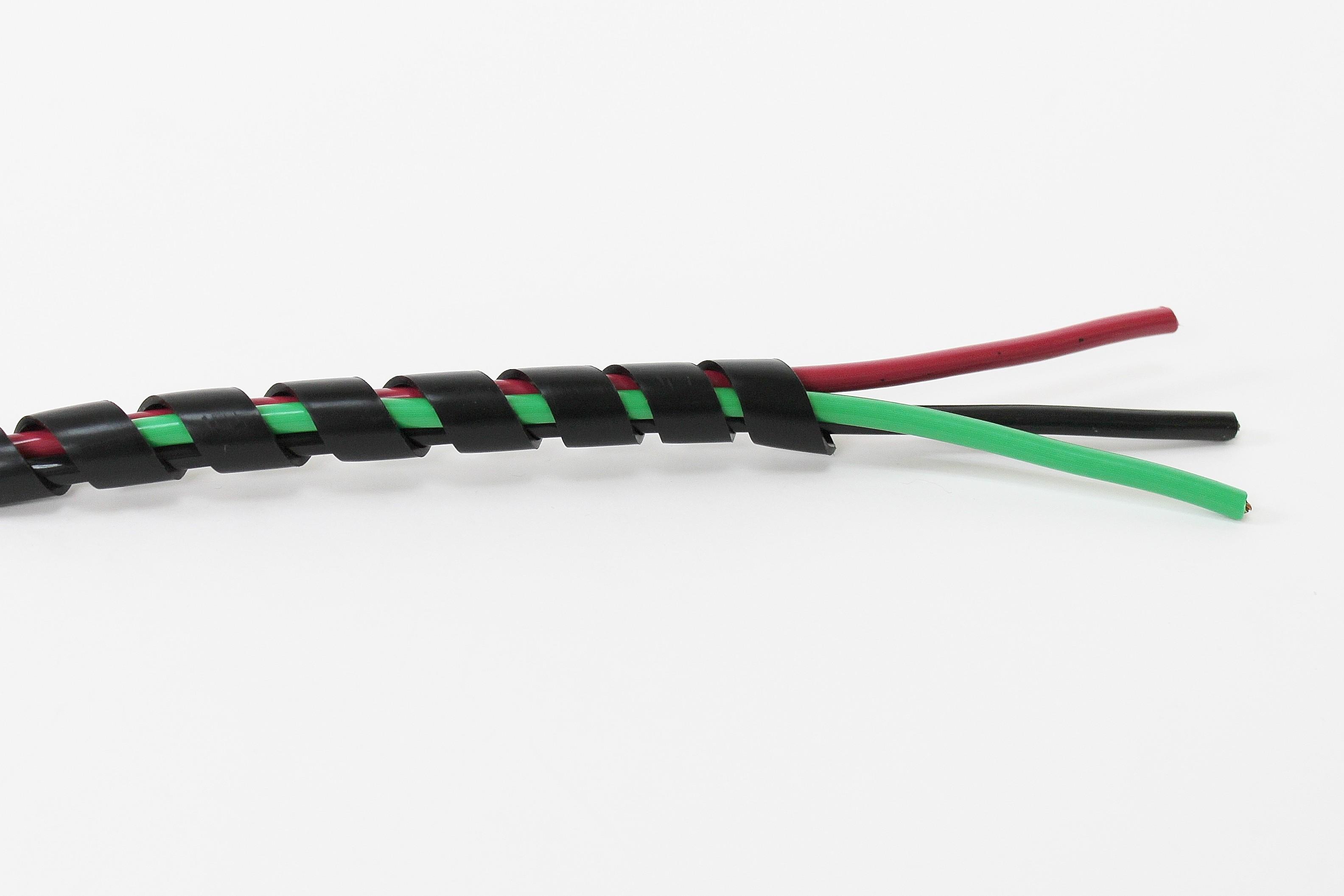 Spiral Wire Wrap (3/8\
