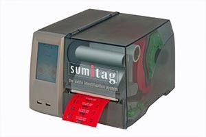 SumiTag Single Sided Thermal Transfer Printer