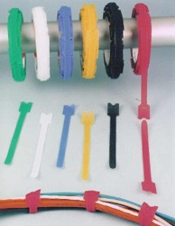 "8"" Hook & Loop Cable Ties"