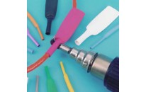 ".300"" Adhesive Heat Shrink Tubing - 4:1 - Semi-Rigid Polyolefin"