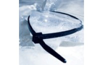 "Cold Weather Cable Ties-11"" (50 LB.)"