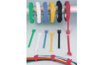"8"" Hook & Loop Cable Ties (1"" head)"