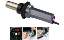 Ergonomic Heat Gun with Electronic Thermocouple Control