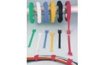 """8"""" Hook & Loop Cable Ties (1"""" head)"""