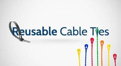 """12/"""" Reusable Cable Zip Ties Heavy Duty Releasable 50lb Nylon Black Pawl Wire Wra"""