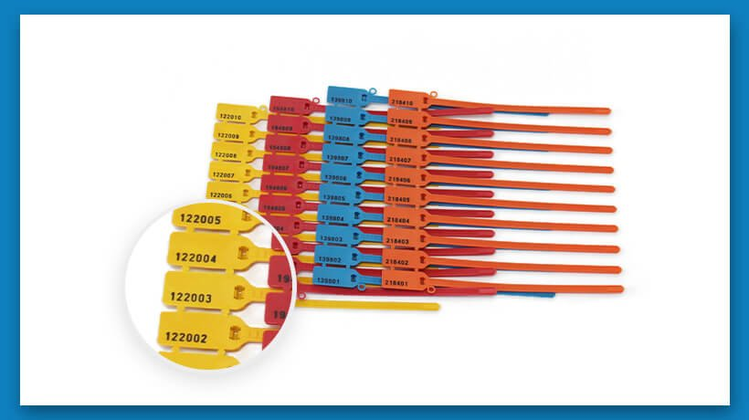"""4"""" Light Brown Cable Zip Ties 200 Quantity"""