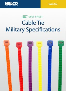 Cable Tie Military Specifications Nelco Products